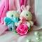 Купить Текстильные игрушки, Зверята, Куклы и игрушки ручной работы. Мастер Елена Ковалева (ElenaBY) . сувенир игрушка ребенку