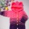 Купить Комбинезон вязанный, Комбинезоны, Одежда унисекс, Работы для детей ручной работы. Мастер Екатерина Королева (89505910000) .
