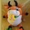 Купить Бычок Митя, Развивающие игрушки, Куклы и игрушки ручной работы. Мастер Ольга Колдомаева (4lapka) . флис