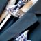 Купить Бабочка и платок Гжель Набор джентльмена, Галстуки, бабочки, Аксессуары ручной работы. Мастер Ольга Москалева (Marta) . бабочка мужская