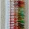 Купить Палитра цветов Риолис 10см, Инструменты, Вышивка ручной работы. Мастер Марина Гончарова (MaKu-design) . нитки мулине
