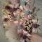 Купить Бутоньерка для гостей, Свадебные украшения, Свадебный салон ручной работы. Мастер Наталья Машковцева. (O-ckar15) . атласная лента