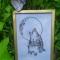 Купить Вышивка крестиком Волк, Животные, Картины и панно ручной работы. Мастер Ирина Демидчик (demidchik) . вышивка крестиком