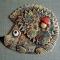 Купить Ёжик, Животные, Картины и панно ручной работы. Мастер Руслан Сабиров (ruans) . керамика