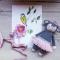 Купить Спящий олененок, Другие животные, Зверята, Куклы и игрушки ручной работы. Мастер   (Miraclelena) .