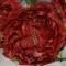 Купить Роза ФеЯ, Текстильные, Броши, Украшения ручной работы. Мастер Елена Курицына (Elena1983) . ваза с цветами