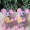 Купить Мышка с сыром, Зверята, Куклы и игрушки ручной работы. Мастер Светлана Алексеева (Swet58lana) .