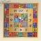 Купить Часы настенные Мозаика с квадратным циферблатом, Настенные, Часы для дома, Для дома и интерьера ручной работы. Мастер Светлана Тавлесан (Tavlesan) . часы на стену