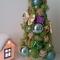 Купить декоративная елочка, Новогодние елки, Новый год, Подарки к праздникам ручной работы. Мастер miram  (miram) . авторское украшение