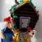 Купить Избушка бабы-яги, Русские сказки, Сказочные персонажи, Куклы и игрушки ручной работы. Мастер Татьяна Черномырдина (tayay) . полушерстяная пряжа