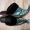 Купить Тапочки ручной работы, Домашние тапочки, Обувь ручной работы. Мастер Юлия  (vostok) . подарки к праздникам