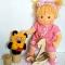 Купить Мамина дочка 31 см - кукла вальдорфская младенец, Вальдорфская игрушка, Куклы и игрушки ручной работы. Мастер Наталия Морозова (Natali) . кукла вальдорфская