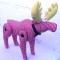 Купить Мягкая игрушка Лосик, Другие животные, Зверята, Куклы и игрушки ручной работы. Мастер   (Polli-Co) . текстильный лось