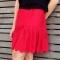 Купить Трикотажная летняя юбка Ламбада, Шитые, Юбки, Одежда ручной работы. Мастер Лариса Коган (image4you) . юбка красная