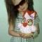 Купить Плюшевая сова, Русские сказки, Сказочные персонажи, Куклы и игрушки ручной работы. Мастер Елена  (alenali2011) . вязаная игрушка