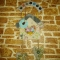 Купить Настенное текстильное панно, Фантазийные сюжеты, Картины и панно ручной работы. Мастер Елена Белецкая (mianamiana) .