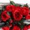 Купить Заколка-стрела с красными розами, Текстильные, Заколки, Украшения ручной работы. Мастер Лариса Шушпанова (LShushpanova) . брошь заколка с цветком