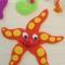 Купить Игрушки на магнитах МОРСКОЙ МИР (наборы для творчества), Развивающие игрушки, Куклы и игрушки ручной работы. Мастер Елена Птичкина (Hvostiki) . авторская игрушка