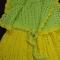 Купить Детское вязаное платье на лето (цвет желтый), Вязаные, Повседневные, Платья, Одежда ручной работы. Мастер Елена Теплова (elena82) . детское платье