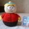 Купить Южный парк_South Park, Куклы и игрушки ручной работы. Мастер Вероника Козенко (Veronique) . кенни