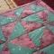 Купить Детское одеяло-коврик Цветочная мельница, Лоскутные, Пледы и одеяла, Работы для детей ручной работы. Мастер Мария Медведева (masssunka) .