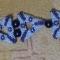 Купить Треугольники - браслет из бисера, Плетение, Бисер, Браслеты, Украшения ручной работы. Мастер Наталья Третьякова (HandPerm) . браслет из бисера