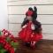 Купить Кукла интерьерная текстильная 30 см, Текстильные, Коллекционные куклы, Куклы и игрушки ручной работы. Мастер Елена Малинина (malinina74) . кукла интерьерная