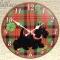 Купить Часы настенные Англо-шотландско-ирландские, Настенные, Часы для дома, Для дома и интерьера ручной работы. Мастер Светлана Тавлесан (Tavlesan) . часы настенные