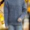 Купить Мужской свитер крупной вязки, Свитера, Для мужчин, Одежда ручной работы. Мастер Владимир  (Skiff) . свитер крупной вязки