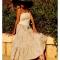 Купить Платье- бандо с вышивкой и пайетками, Шитые, Сарафаны, Платья, Одежда ручной работы. Мастер Лариса Коган (image4you) . хлопок с вискозой