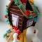 Купить Избушка бабы-яги, Русские сказки, Сказочные персонажи, Куклы и игрушки ручной работы. Мастер Татьяна Черномырдина (tayay) . 100 акрил