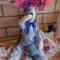 Купить Зайка сплюшка, Куклы Тильды, Куклы и игрушки ручной работы. Мастер Елена Беликова (Belka-Lenka) . зайка сплюшка
