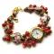 Купить Сказка-17 наручные часы клуазоне, Часы, Украшения ручной работы. Мастер Нескучные вещи  (lele13) . часы