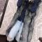 Купить Жилет из меха чернобурой лисы, Шубы, Верхняя одежда, Одежда ручной работы. Мастер Инна Бабаян (Innafur) . изделия из меха
