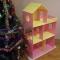 Купить Кукольный домик трехэтажный, Кукольный дом, Куклы и игрушки ручной работы. Мастер Елена Криницкая (domdlyakukol) . дом для барби