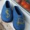 Купить Тапочки мужские-Рублю дорогу, Домашние тапочки, Обувь ручной работы. Мастер Надежда Рогова (nadrog) . валяные тапочки