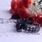 Купить Браслет гематитовый, Поделочные камни, Камни и жемчуг, Браслеты, Украшения ручной работы. Мастер   (ftvo) . черный браслет