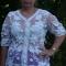 Купить Блузка, Блузки, Одежда ручной работы. Мастер Людмила Савельева (ludo4ka) . 100 пр хлопок