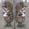Купить Расписные валенки Ёжик в тумане, Зимняя обувь, Обувь ручной работы. Мастер Татиана Волошина (chelovek) . ручная роспись по ткани