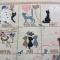 Купить Кошачий календарь, Животные, Картины и панно ручной работы. Мастер Татьяна  (Gatita) .