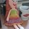 Купить Кукла Софья, Вязаные, Человечки, Куклы и игрушки ручной работы. Мастер Татьяна Козлова (Jusi) .