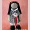 Купить Дашина, Куклы Тильды, Куклы и игрушки ручной работы. Мастер Елена Дашина (elenadashina) . интерьерная кукла