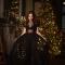 Купить Черное будуарное платье в горошек , Шитые, Вечерние, Платья, Одежда ручной работы. Мастер Мария Флоря (boudoirdress) . будуарное платье