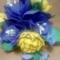 Купить Украшение, Смешанная техника, Комплекты аксессуаров, Аксессуары ручной работы. Мастер Ольга Елизарова (Olgax25) . аксессуар для волос