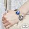 Купить браслет с линзами Милое счастье , Металлические, Браслеты, Украшения ручной работы. Мастер Светлана Добрица (ketella) . браслет с подвесками