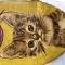 Купить Часы кот, Настенные, Часы для дома, Для дома и интерьера ручной работы. Мастер Ю С (Ju-lisa) . часы