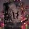 Купить Happy New Year and Merry Christmas, Открытки к новому году, Открытки ручной работы. Мастер Наталья Трифонова (ShikNat) . двое