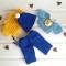 Купить Мишка-мальчишка, Мишки, Зверята, Куклы и игрушки ручной работы. Мастер Татьяна Савич (tatyanasss45) .