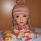 Купить Комплект Конфетти, Шапочки, шарфики, Одежда унисекс, Работы для детей ручной работы. Мастер Ольга  (Nito4ka) . детская шапка