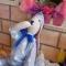Купить Зайка сплюшка, Куклы Тильды, Куклы и игрушки ручной работы. Мастер Елена Беликова (Belka-Lenka) . зайка тильда
